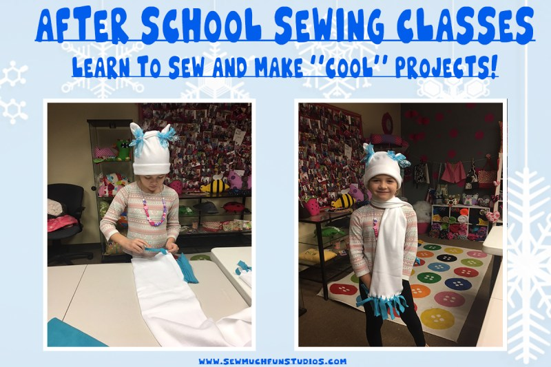 after school sewing ad