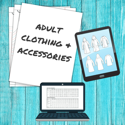 Adult Clothing and Accessories