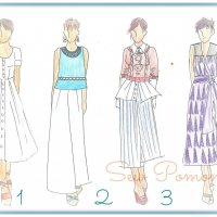 Fall Wardrobe Sewing Plans