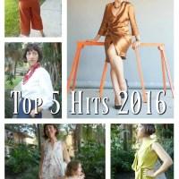 Top 5: Hits + Misses 2016