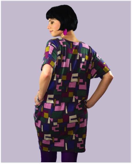 GBSB Book Drapey Dress