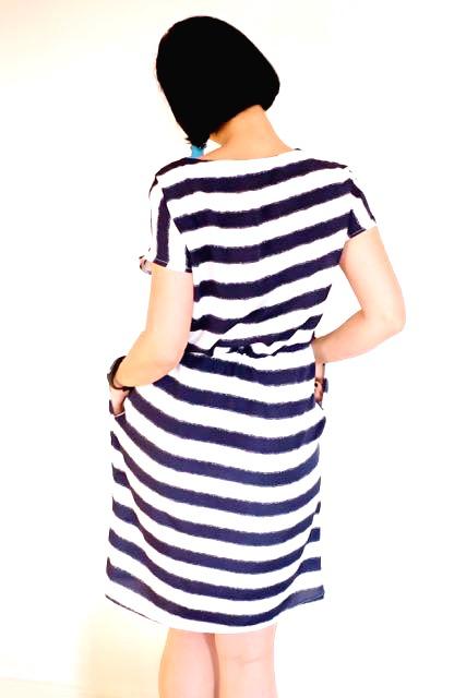 Burda Magazine Dress #113 A 06/2009