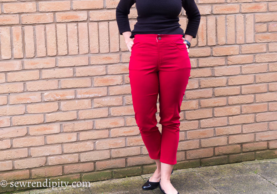 Red Ginger Jeans (2016) #13