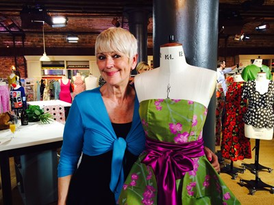 An incredibly sad post | Lorna Monje Great British Sewing Bee