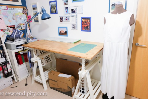 Sewing Room (2014) #08