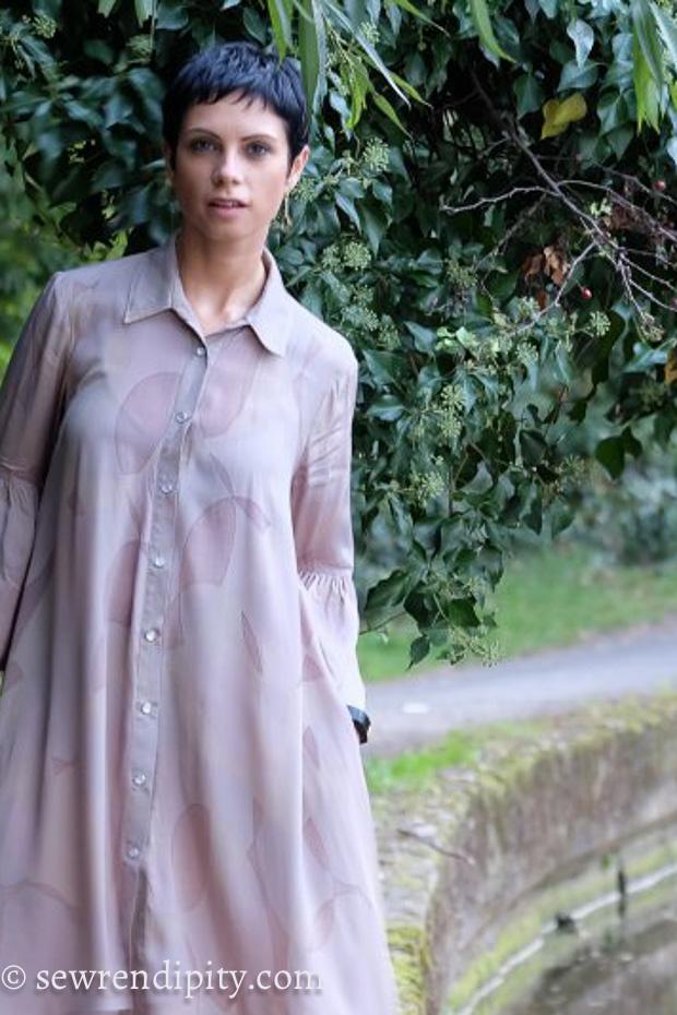 Sew Sew Def Katie Dress #2