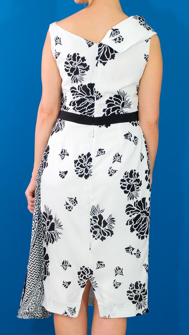Burda Style Vintage Sophia Dress-9