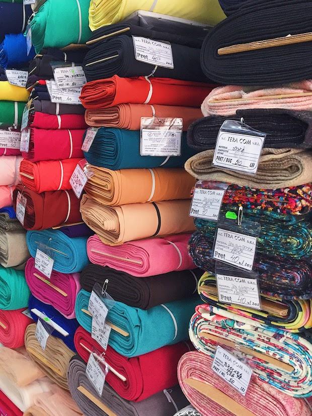 Fabric Shopping in Cluj - Femina interior
