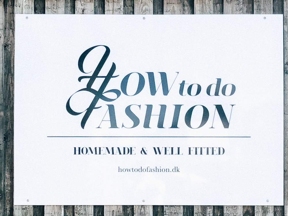 Designer Stories   Nanna from How To Do Fashion