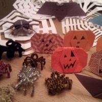 Cute Hallowe'en Crafts