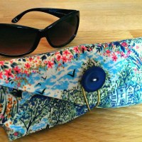Liberty Sunglasses Cases + free sewing pattern!
