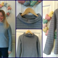 Long Sleeve Tilly & the Buttons Coco Top