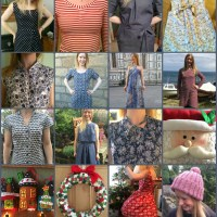 Sewing in 2016 - My Year in Review