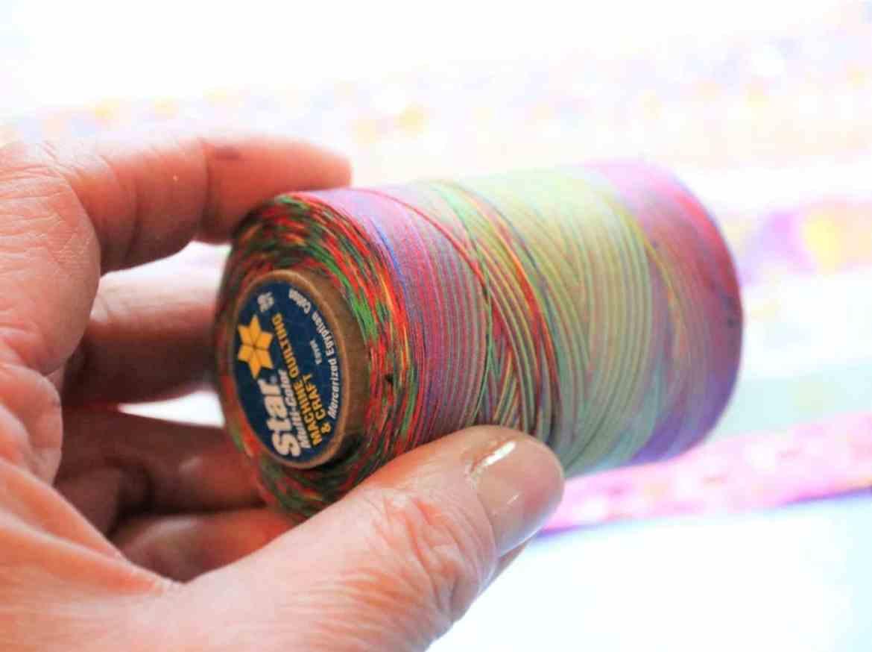 Ribbon Patch nähen