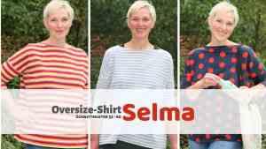 Oversize-Shirt nähen