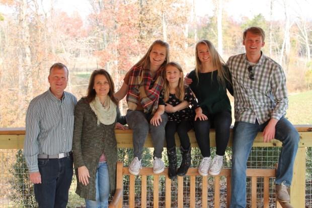 The Chapman Family