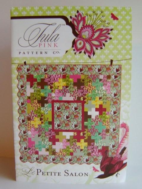 Tula pink sew along le petite salon sew sweetness for Le petit salon paris
