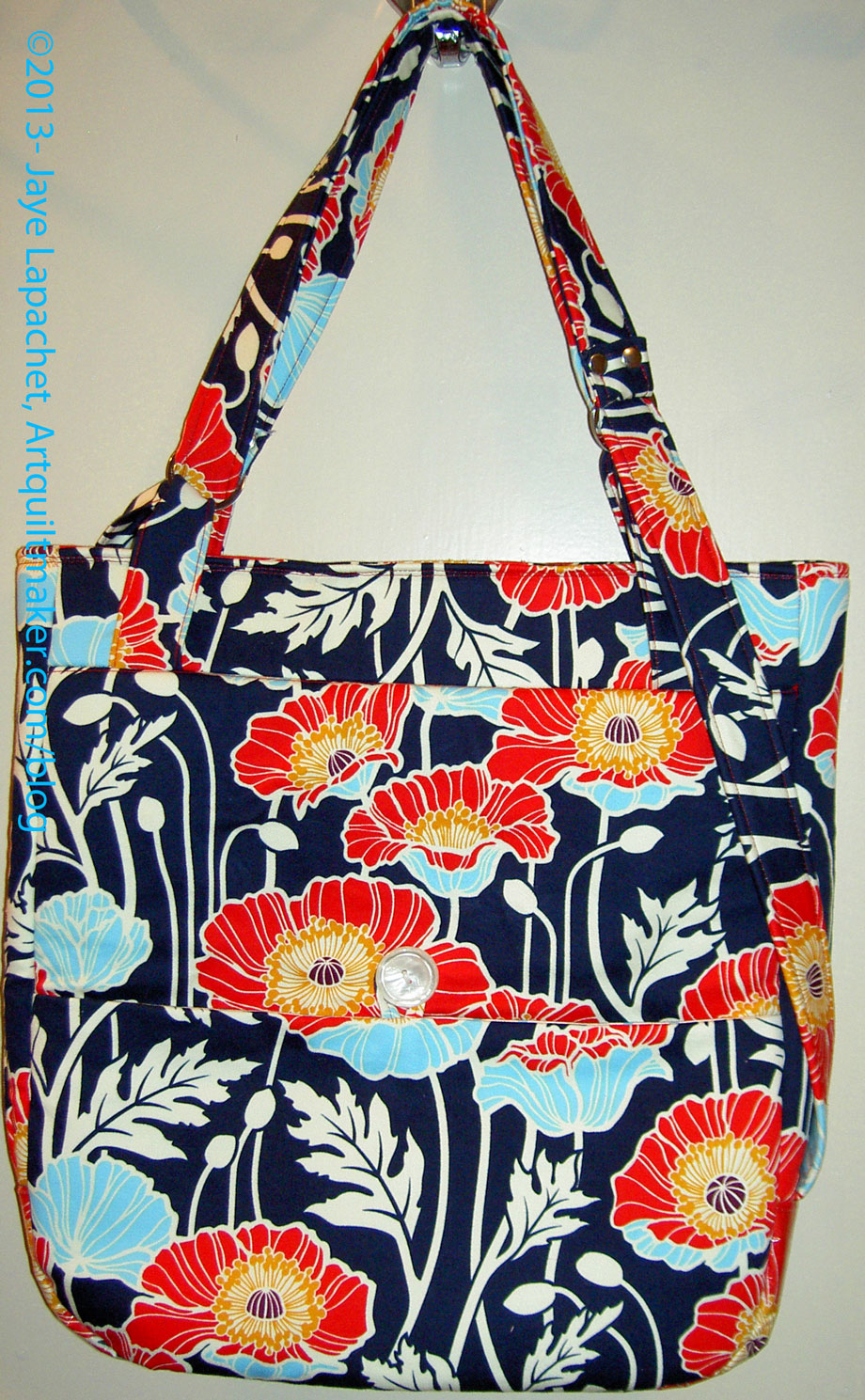 Purse Palooza Pattern Review A Day In The Park