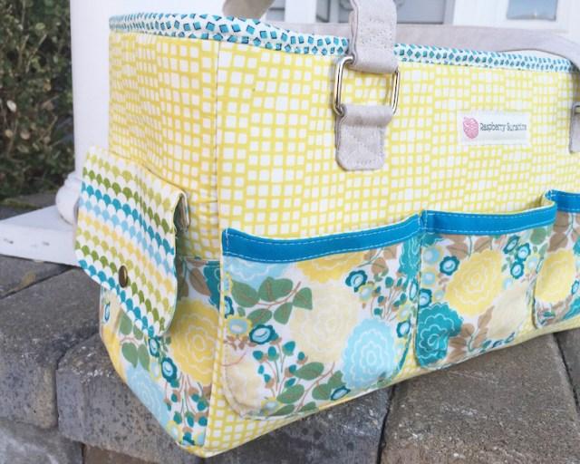 FREE Oslo Craft Bag pattern - Sew Sweetness