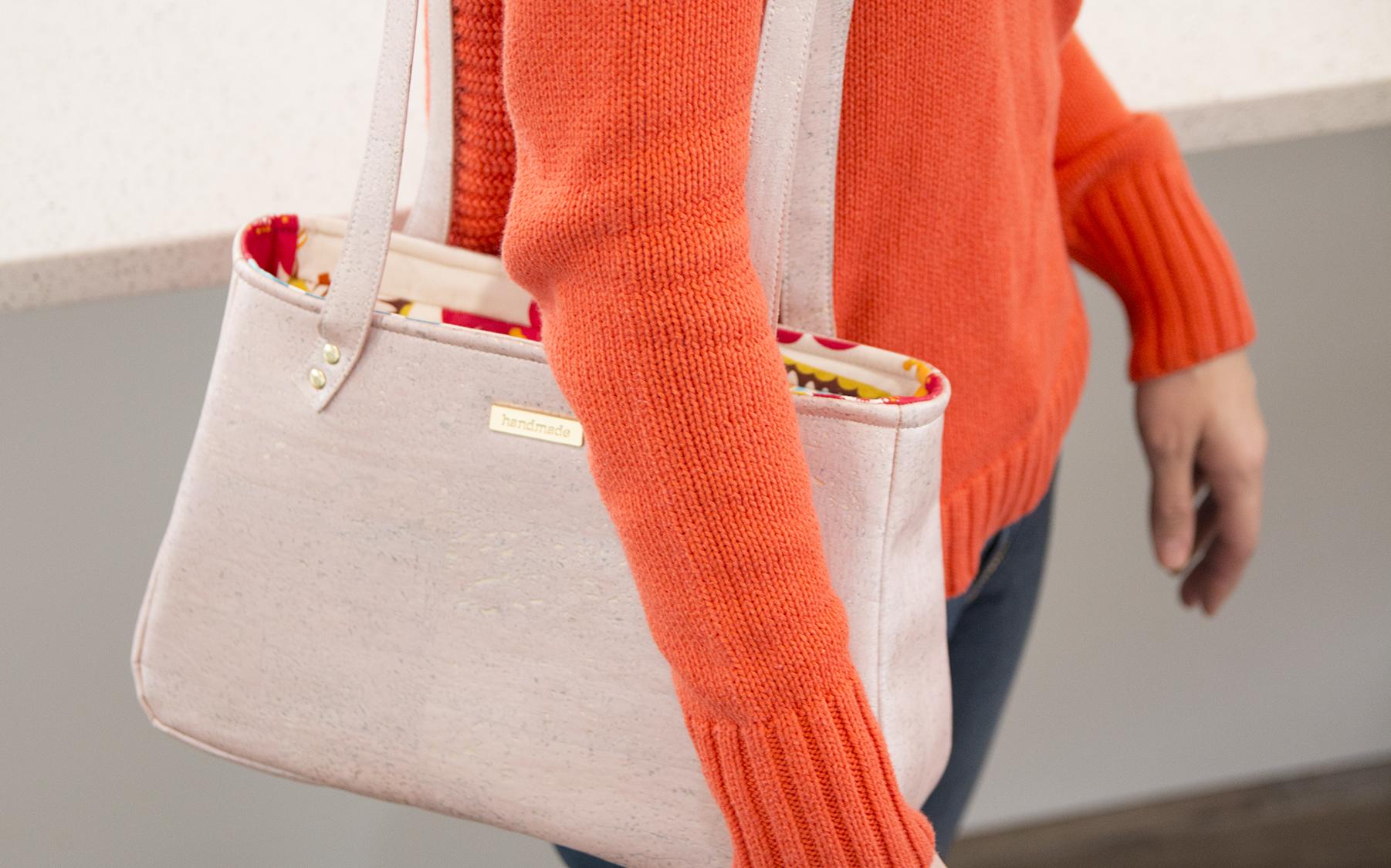 New Free Video Baker Street Bag Sew Sweetness