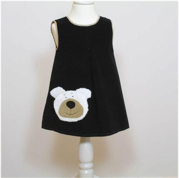 Kleid mit Bärchen