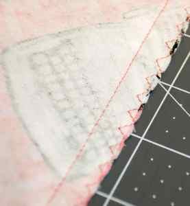 Sew the Inside Leg Seam - Super Simple Sleep Shorts to Sew