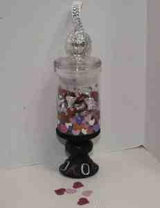 Valentines Apothecary Jar