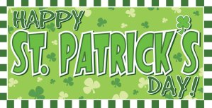 Happy St. Patrick's Day, St. Patrick's Day