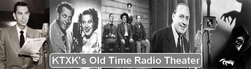 OTR, I Love Old Time Radio