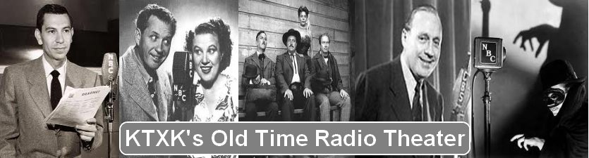 OTR, I Love Old Time Radio