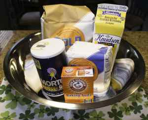 What you will Need, The Perfect Traditional Irish Soda Bread