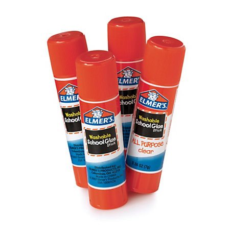 Glue Sticks, Tools I use without Really Thinking About them