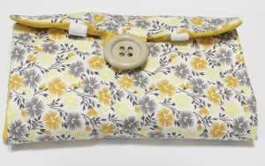 Folded Tech Wallet, Sew Crafty Travel