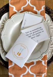Thanksgiving Utensil Holder, Thanksgiving around the web