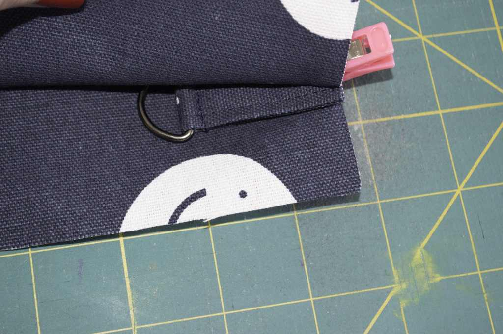 Easy DIY Drawstring Backpack