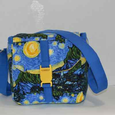 Starry Night DSLR Camera Bag