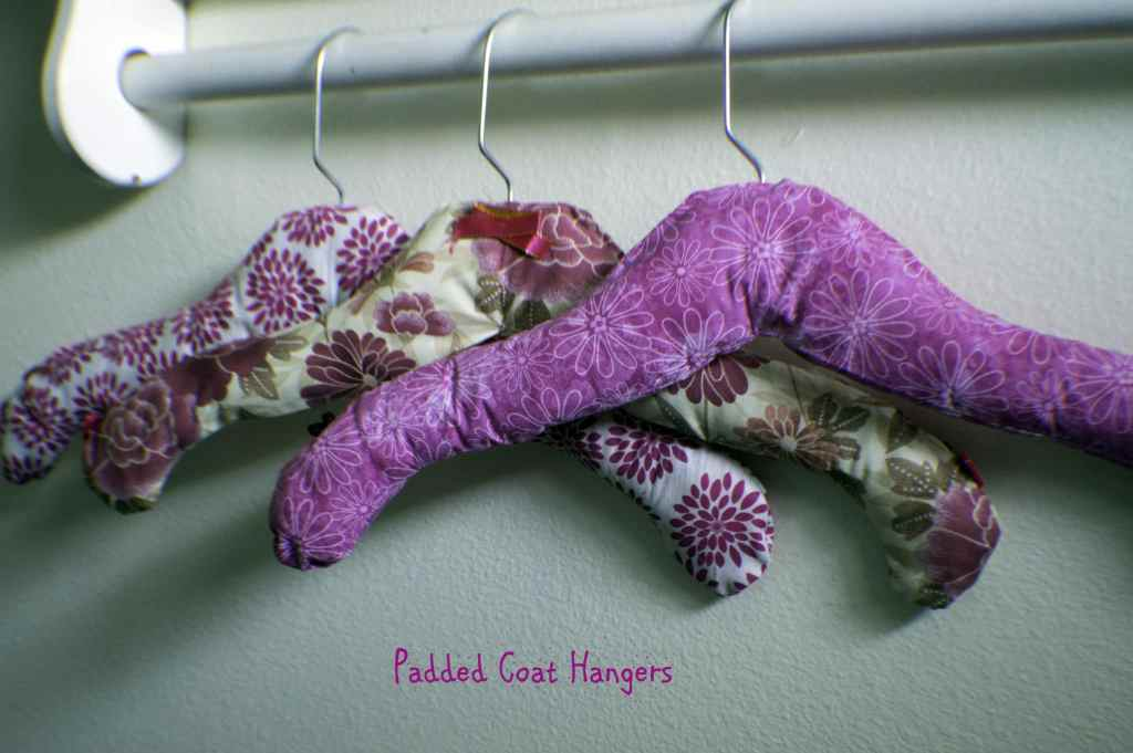 Padded Coat Hangers