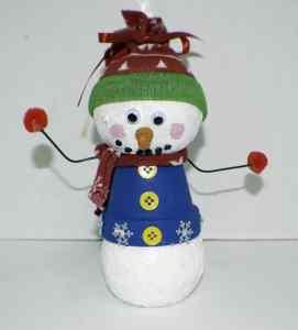 Snowman-2-271x300 So Crafty Snowman