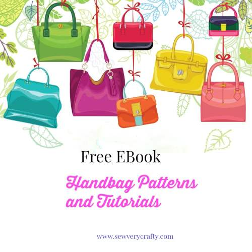 Handbag Patterns and Tutorials: Free EBook