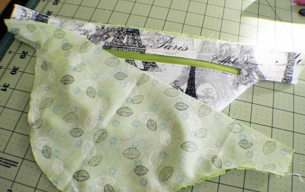 Insert-the-outer-bag-into-the-lining-1024x646 How to Make a DIY Bum Bag: Pattern and Tutorial