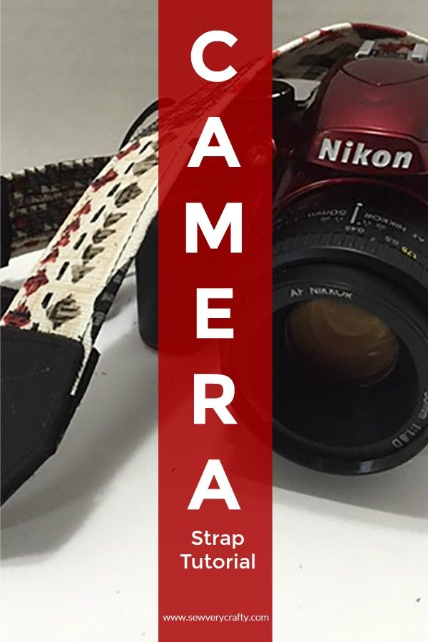 Camera-Strap-Tutorial Easy DSLR Camera Strap
