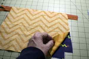 Create-a-Zipper-Sandwich-300x200 How to Make a Flat Bottomed Zippered Pouch