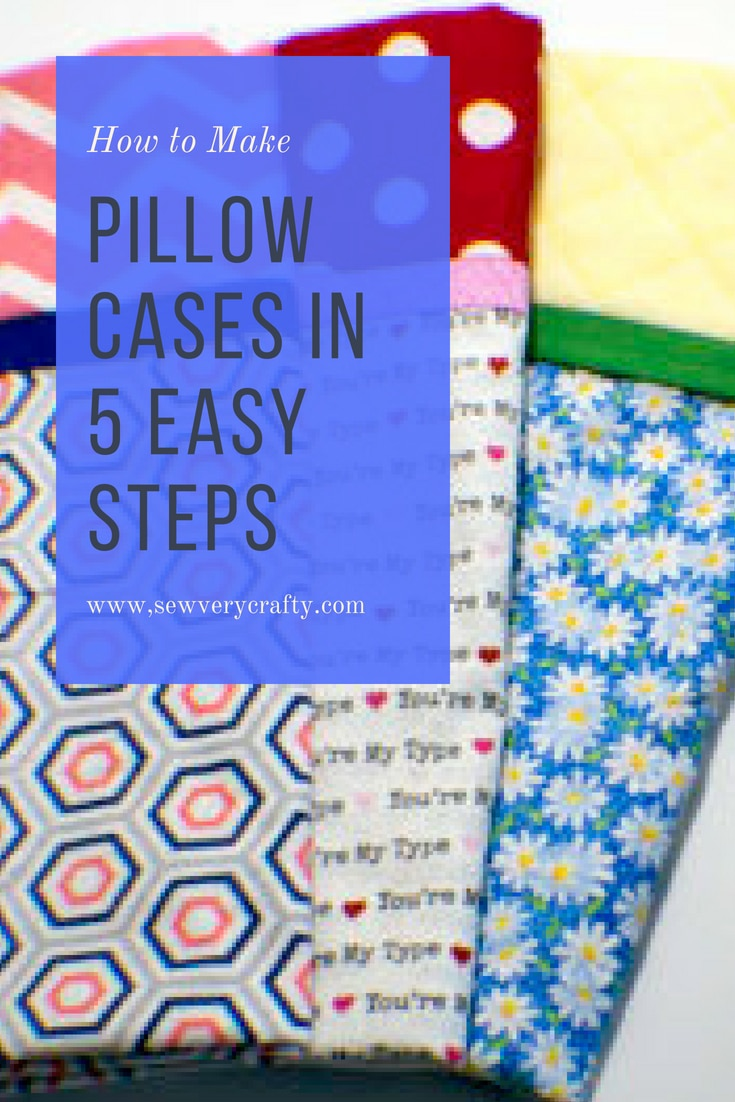graphic about Free Printable Pillowcase Dress Pattern titled How toward Create a Pillow Scenario within just 5 Very simple Ways - Sew Unbelievably Cunning