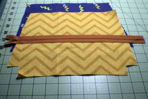 What-You-Wil-Need-Zippered-Pouch-300x200 How to Make a Flat Bottomed Zippered Pouch