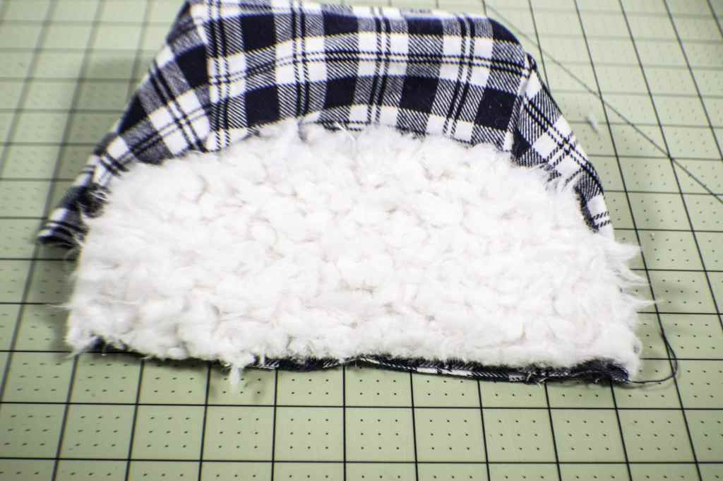 How to sew a boys aviator hat