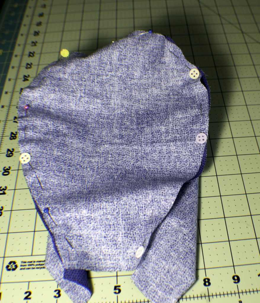 Repeat-for-Lining-878x1024 How to Make a Reversible Chemo Cap