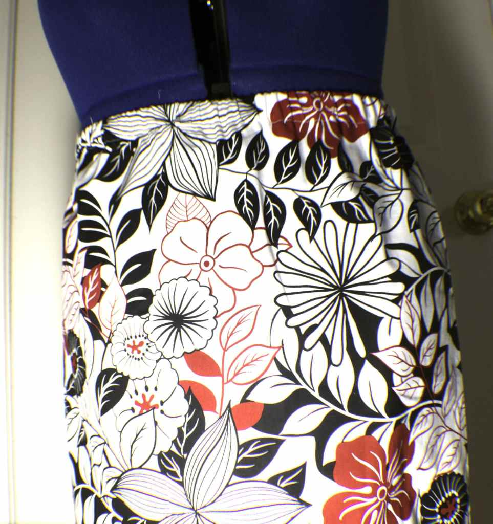 Easy DIY Skirt pattern and tutorial