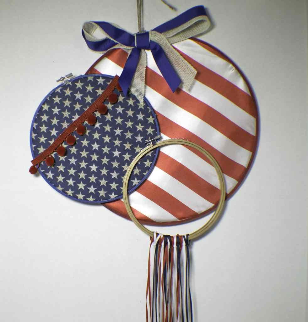 Finished-Patriotic-Hoop-Art-981x1024 Patriotic Embroidery Hoop Art