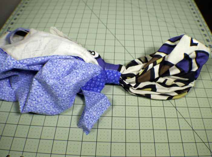How to make a reversible hobo bag