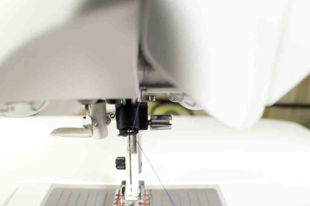 Wrap-thread-around-the-hook-1024x681 Learn to Sew: How to Easily Thread your Sewing Machine